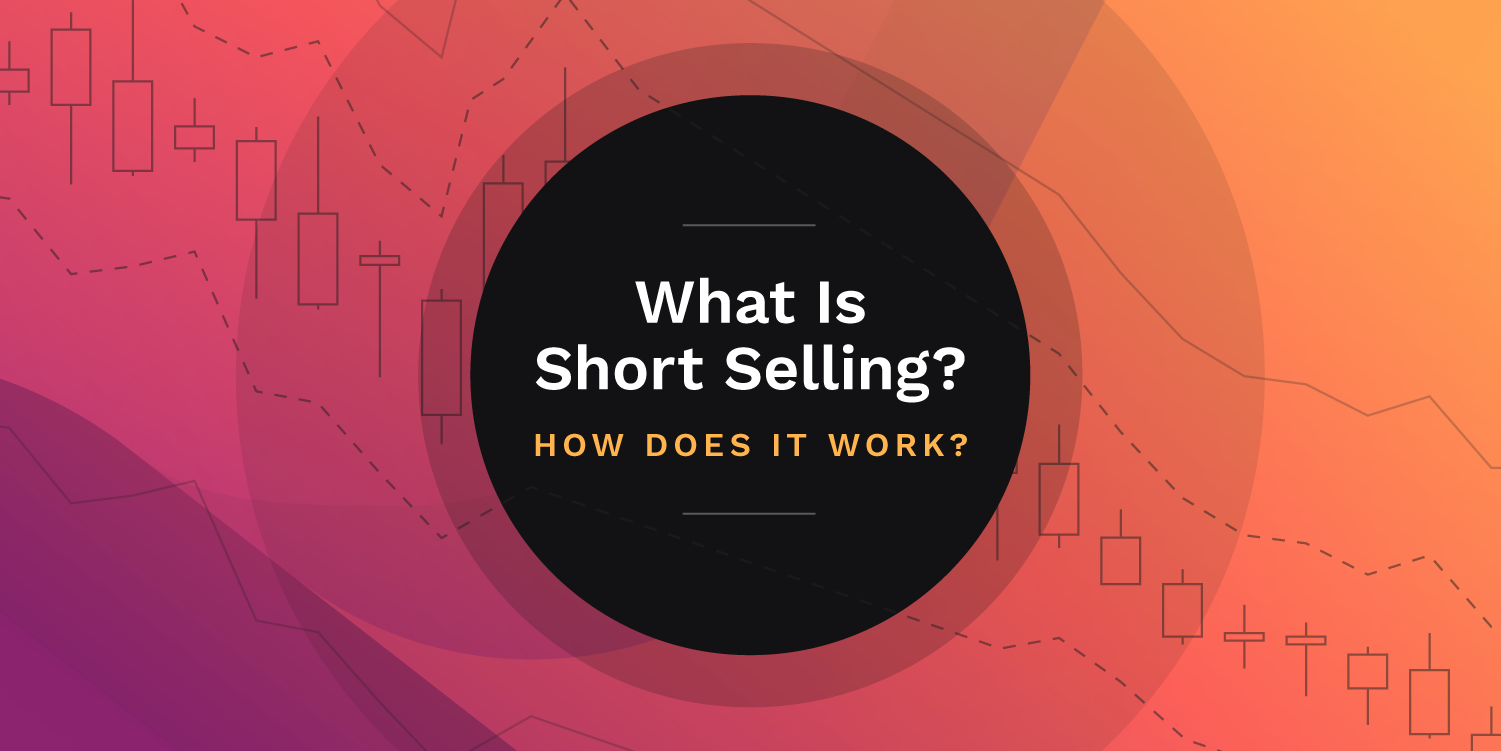 How does short-selling work?